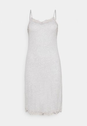 SPAGHETTI CHEMISE - Nightie - grey