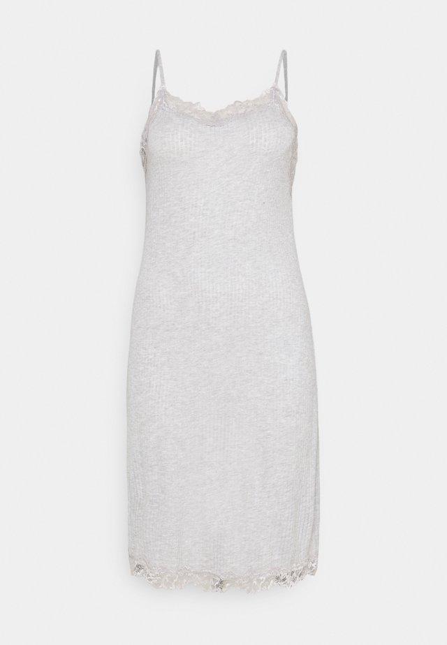 SPAGHETTI CHEMISE - Camicia da notte - grey