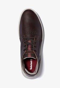 Timberland - BRADSTREET ULTRA CHUKKA - Sneakers hoog - soil - 1