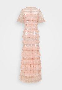 Needle & Thread - ARIANA SEQUIN GOWN - Festklänning - seashell - 9