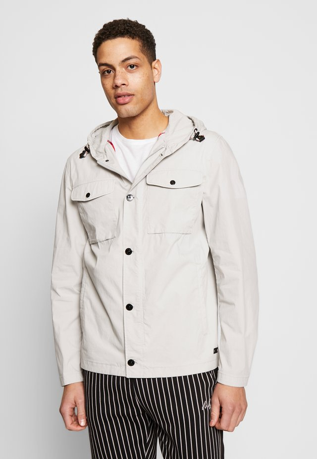 CEVIO - Summer jacket - off-white