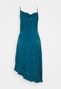 NAF NAF - SLEEPY - Cocktail dress / Party dress - esylvestre duck blue - 1