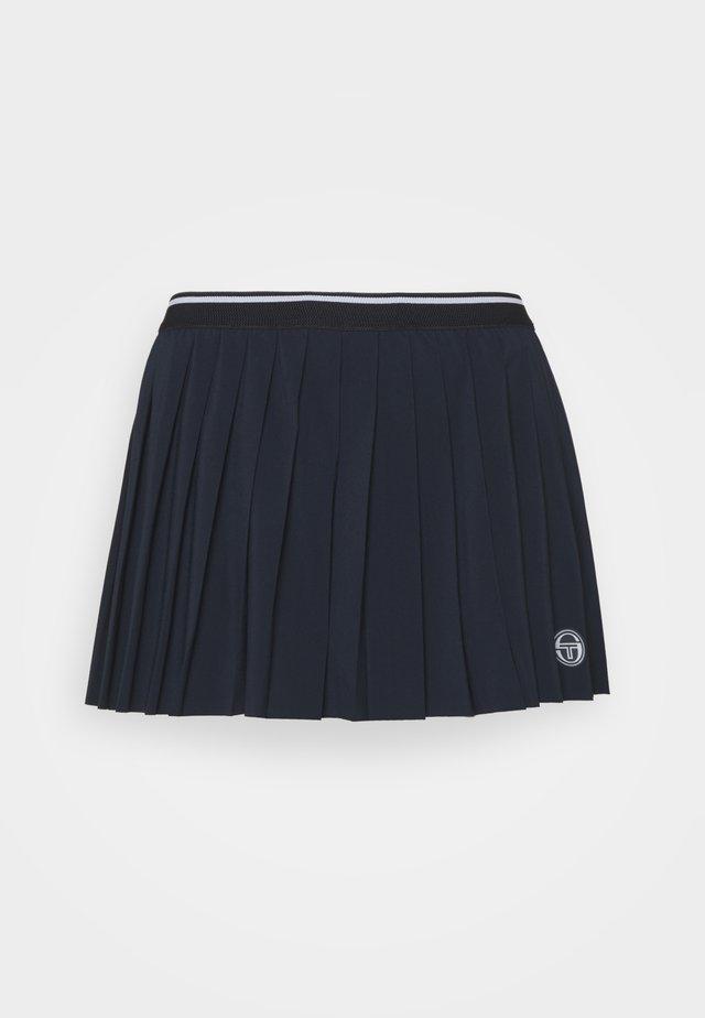SKORT WOMAN - Sportovní sukně - night sky/blanc de blanc