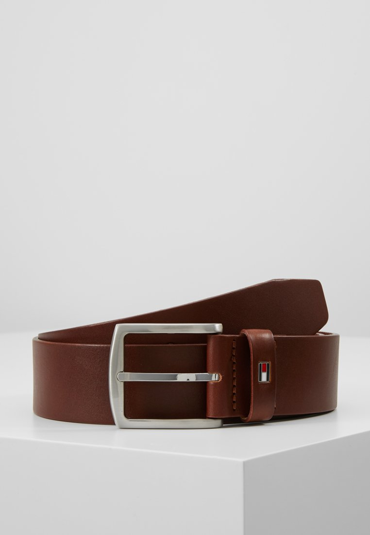 Tommy Hilfiger - NEW DENTON - Ceinture - dark tan