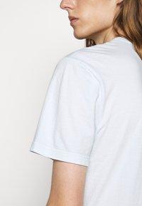 James Perse - CREW NECK - T-shirt basic - grey glacier - 6