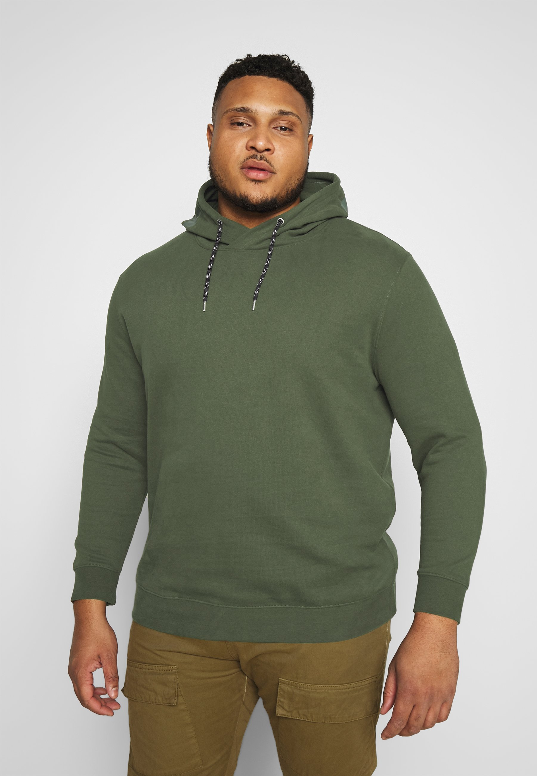 Homme HOODIE WITH PRINT - Sweat à capuche