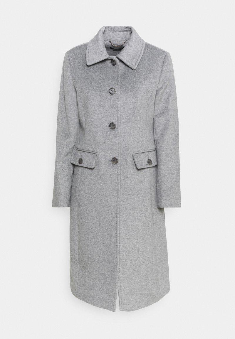 Lauren Ralph Lauren - COAT FLAP  - Classic coat - light heather grey