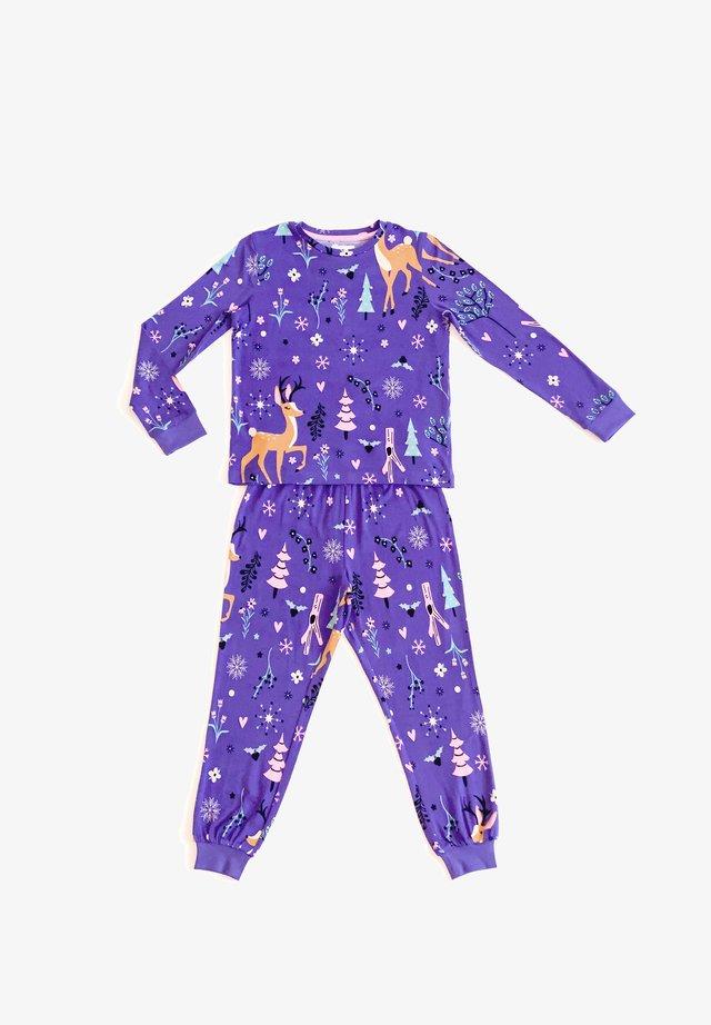 Pyjama - purple
