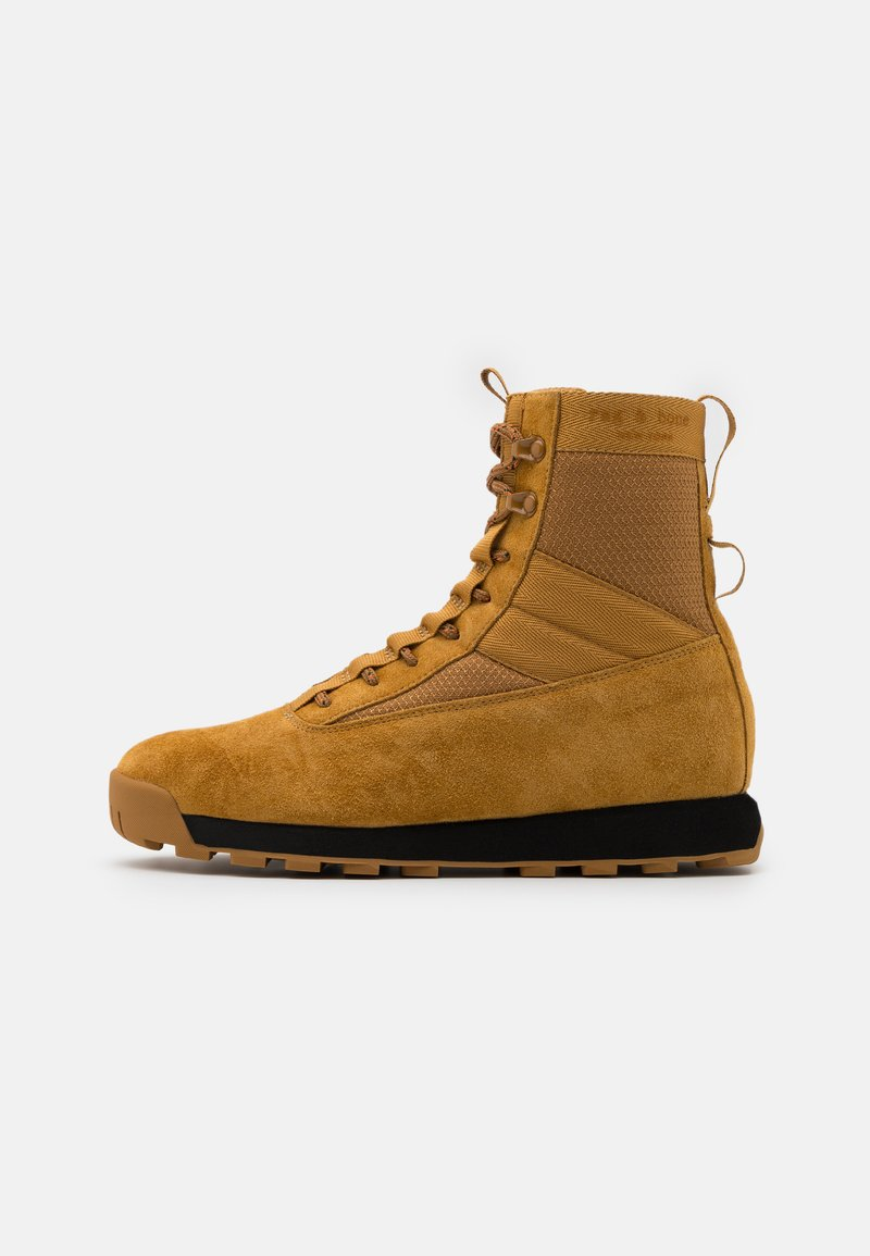 rag & bone - RETRO COMBAT BOOT - Lace-up ankle boots - bourbon brown