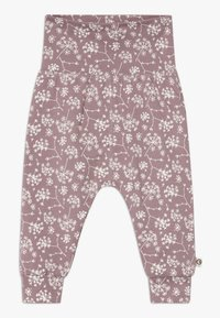 Müsli by GREEN COTTON - CONIUM PANTS - Trousers - quail - 0