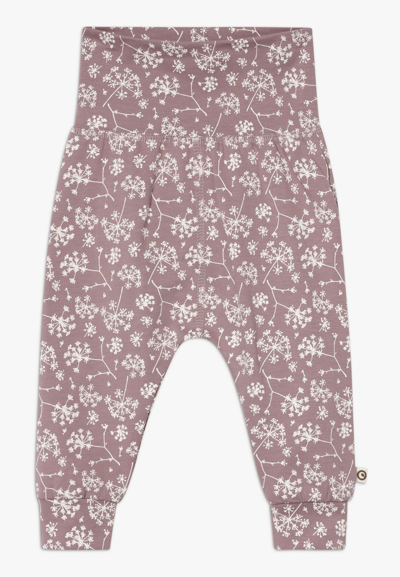 Müsli by GREEN COTTON - CONIUM PANTS - Trousers - quail