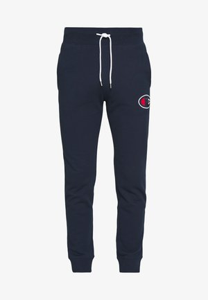ROCHESTER RIB CUFF PANTS - Tracksuit bottoms - dark blue