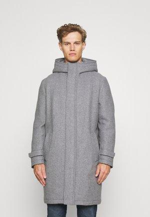 SECSET - Classic coat - grau