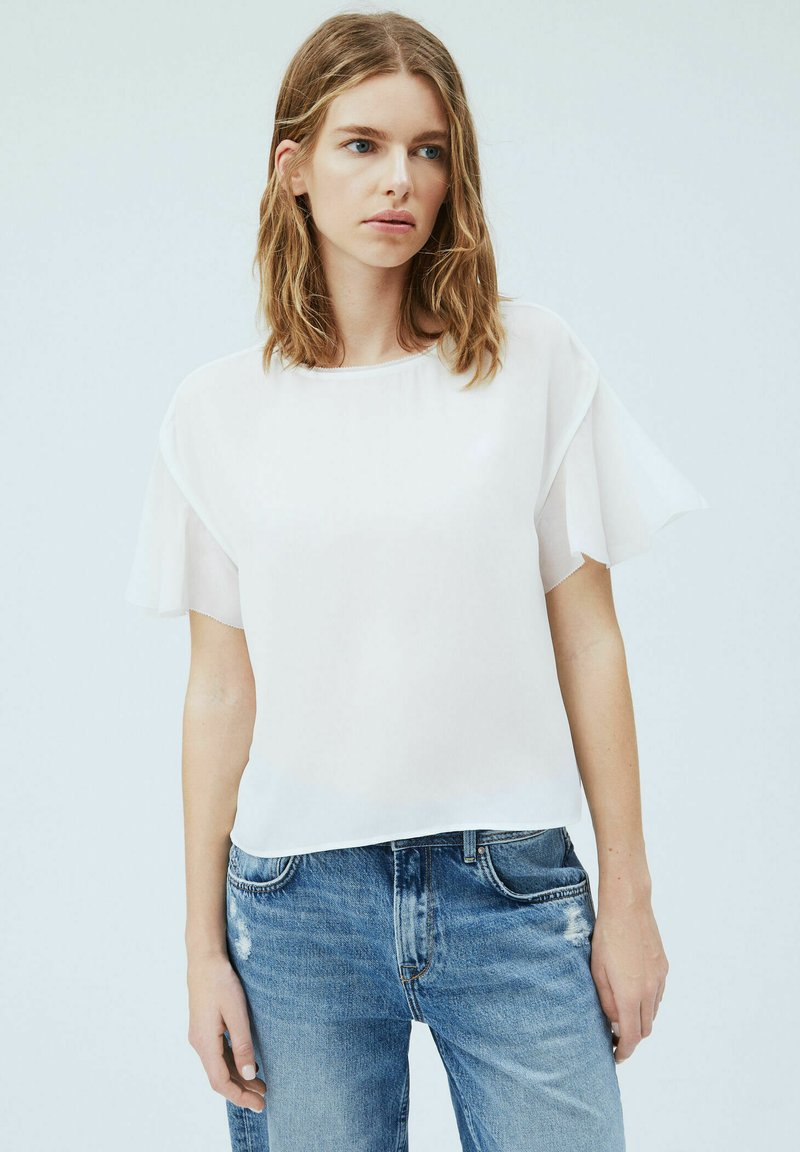 Pepe Jeans - GEOVANNA - Blouse - mousse