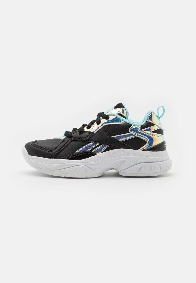 Reebok - XEONA UNISEX - Sports shoes - black/silver metallic