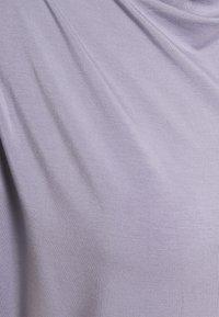 Curare Yogawear - WASSERFALL - T-shirt basic - new pearl - 2