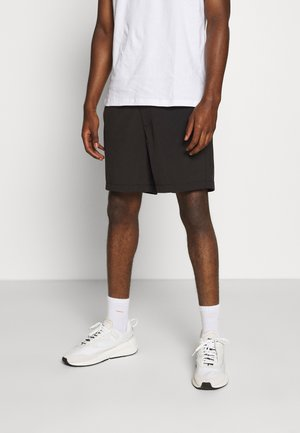 HYBRID - Shorts - heathered black