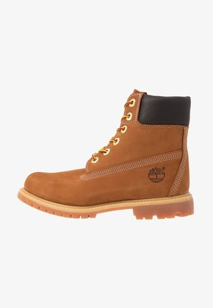 PREMIUM BOOT  - Bottines à lacets - rust
