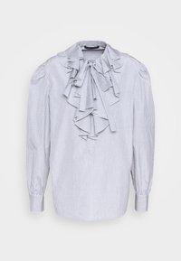 Alberta Ferretti - CAMICIA - Long sleeved top - white - 7