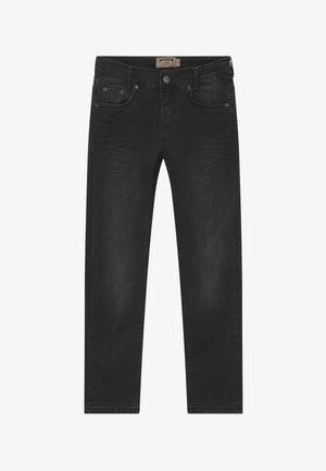 BOYS - Jeans straight leg - black