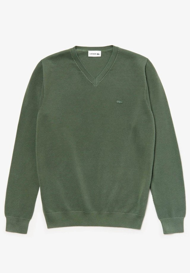 AH4090 - Pullover - vert kaki
