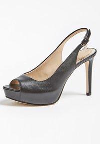 Guess - High heeled sandals - black - 2