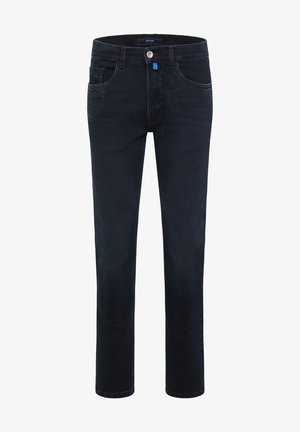 LYON - Jeans Tapered Fit - dark blue