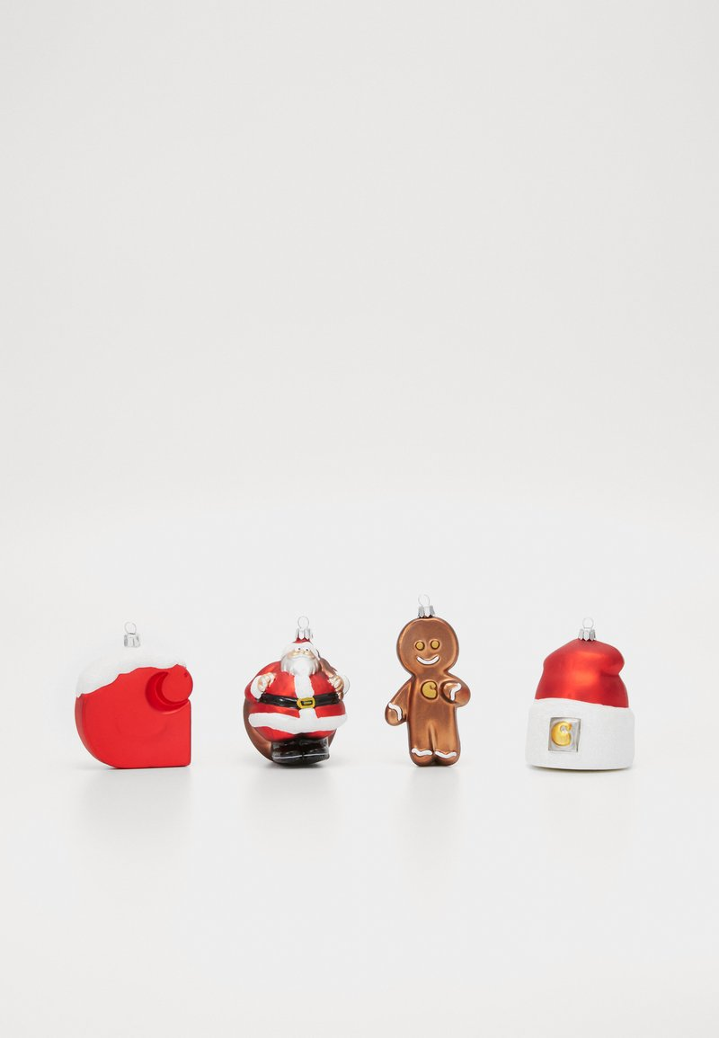 Carhartt WIP - CHRISTMAS ORNAMENTS 4 PACK - Jiné - multicolor