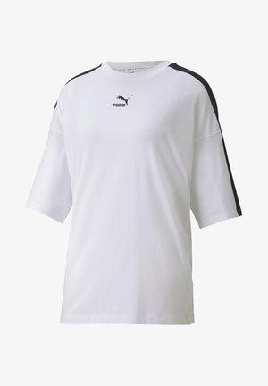 CLASSICS TEE - T-Shirt print - white