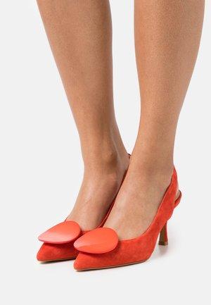 GIADA - High heels - rosso