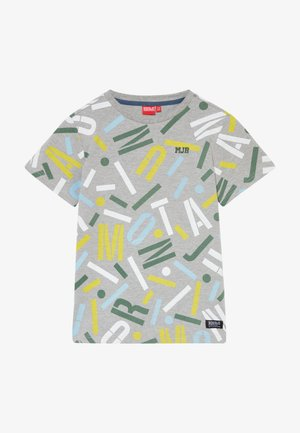TUCSON - T-shirt med print - heather grey