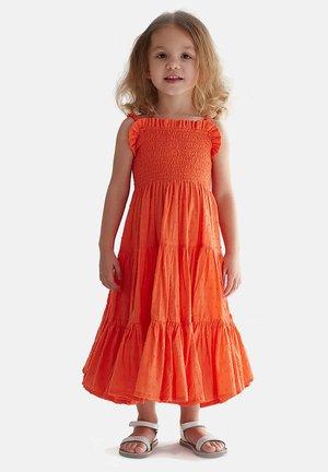 Maxi dress - orange