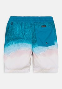 Quiksilver - JETLAG VOLLEY YOUTH - Swimming shorts - fjord blue - 1