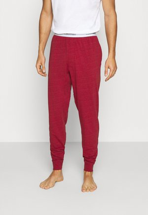 JOGGER - Pyjama bottoms - red