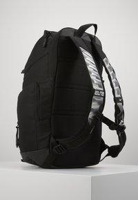 Nike Performance - HOOPS ELITE PRO BACK PACK - Rucksack - black/white - 3