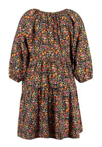 MS Mode - Day dress - multi pink-red - 5