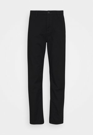 PIERCE PANT - Trousers - black