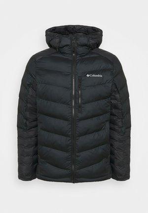 LABYRINTH LOOP™ HOODED JACKET - Winter jacket - black