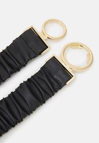 Monki - Waist belt - black dark - 2