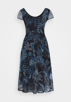 KAI - Day dress - blue