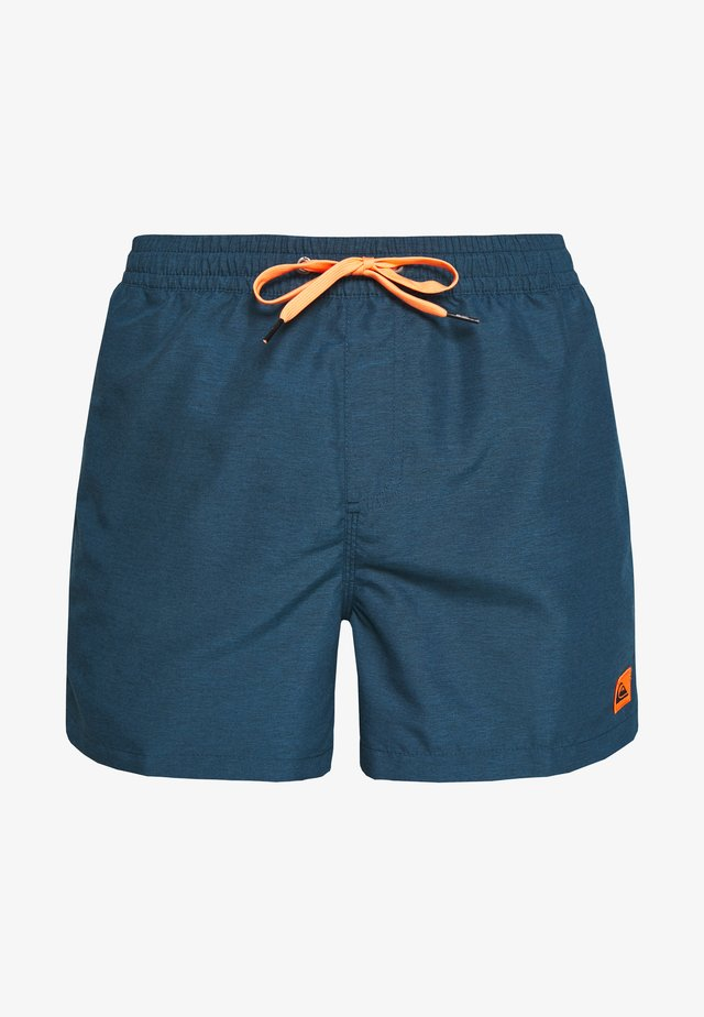 Badeshorts - majolica blue heather