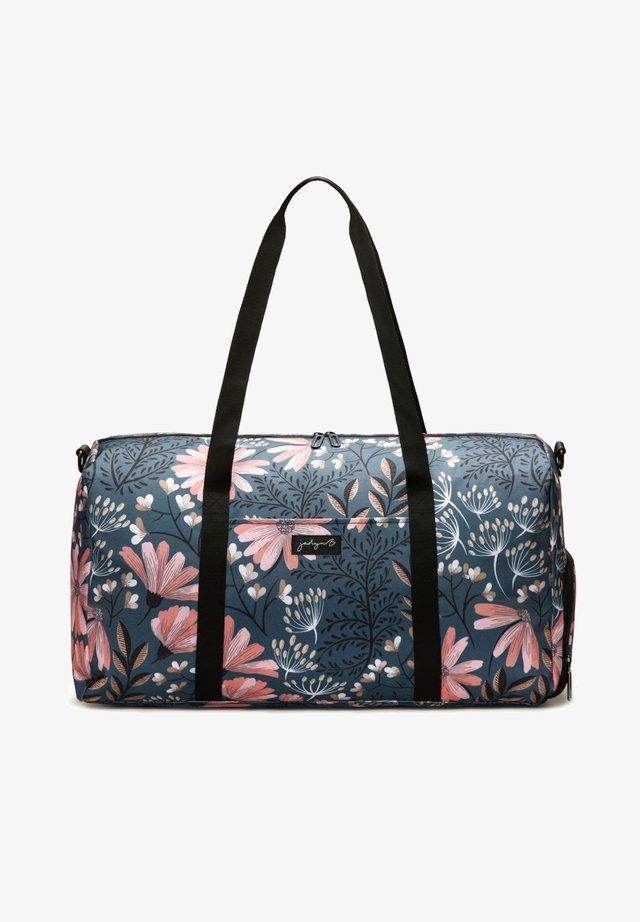 JADYN  - Weekendbag - navy floral