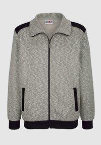 Roger Kent - Zip-up sweatshirt - grau,schwarz - 6