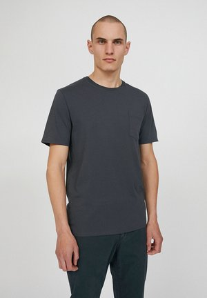 Basic T-shirt - acid black