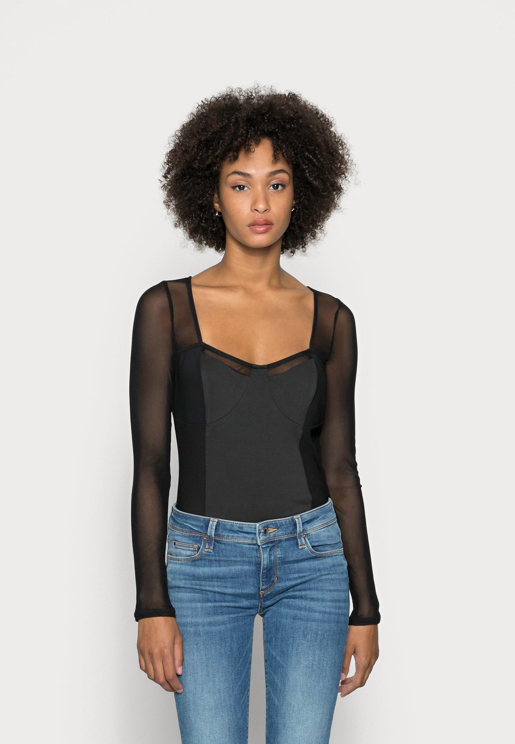 Women JOURDAN BODYSUIT - Body - jet black
