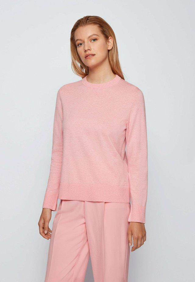 FIBINNA - Trui - pink
