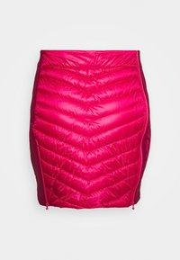 Dynafit - Sports skirt - flamingo - 1
