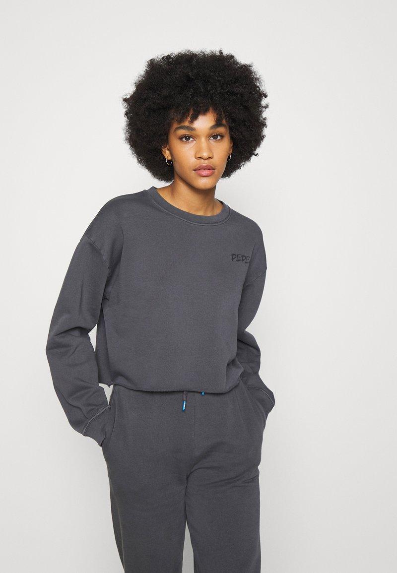 Pepe Jeans - NONA - Sweatshirt - steel grey