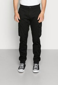 Only & Sons - ONSCAM STAGE CUFF - Cargobyxor - black - 0
