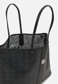 MCM - SHOPPER PROJECT VISETOS SET - Handbag - black - 2